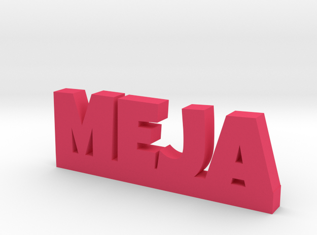 MEJA Lucky in Pink Processed Versatile Plastic