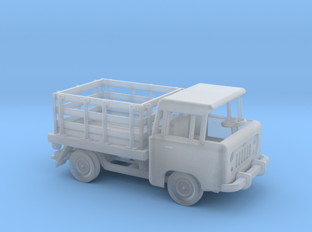 1959 FC150 Stakebed Pickup Truck in Frosted Ultra Detail: 1:160 - N