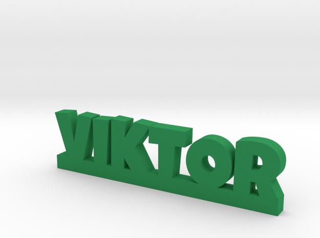 VIKTOR Lucky in Green Processed Versatile Plastic