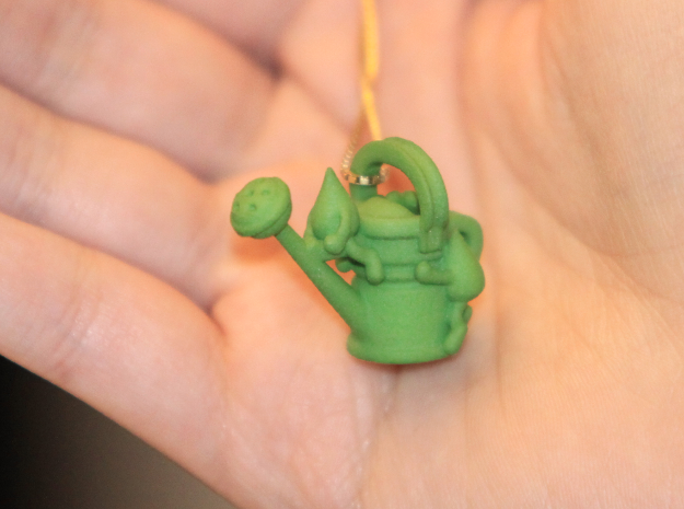 Drip Drop Nursery (watering can necklace)