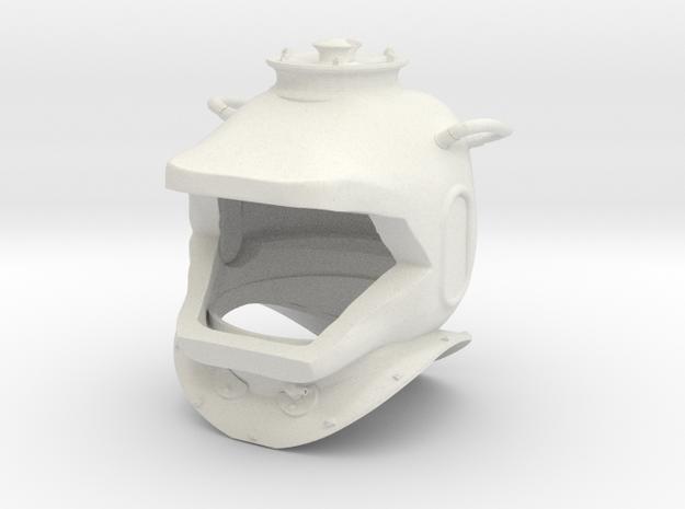 Nautilus Helmet Capped Earholes