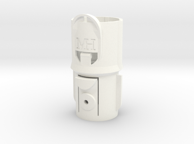 Adapter Mk IIa for Dyson V8 to pre-V8 tools
