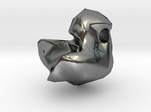 Talus Bone Charm w 3mm bore