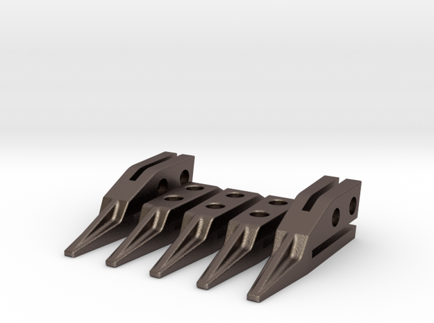 1/14 teeth for bucket excavator or loader in Stainless Steel