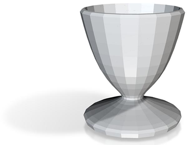 glauca vase 3d printed