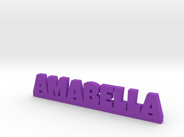 AMABELLA Lucky in Purple Processed Versatile Plastic
