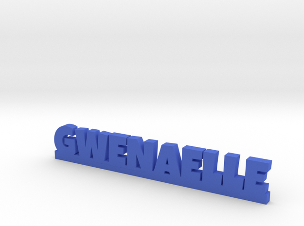 GWENAELLE Lucky in Blue Processed Versatile Plastic