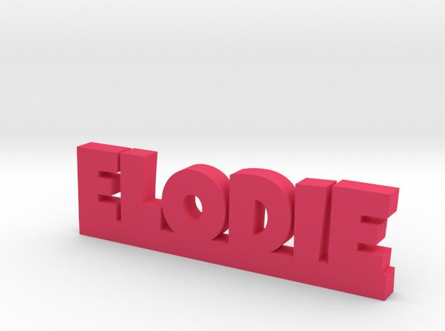 ELODIE Lucky in Pink Processed Versatile Plastic