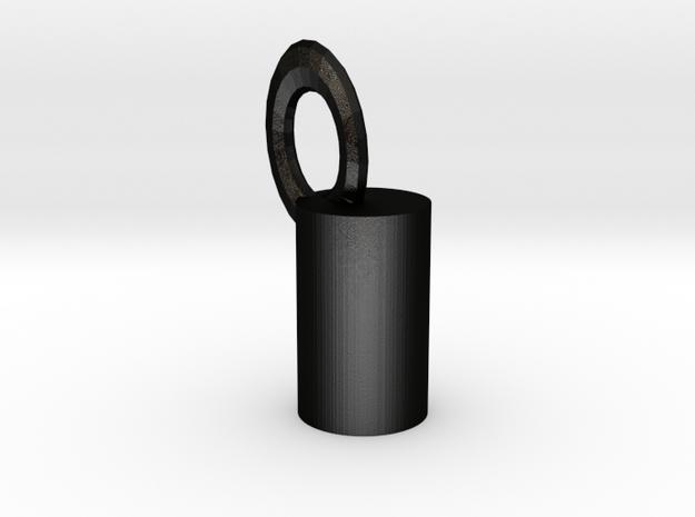 Replica Nuclear Fuel Pellet...necklace pendant!