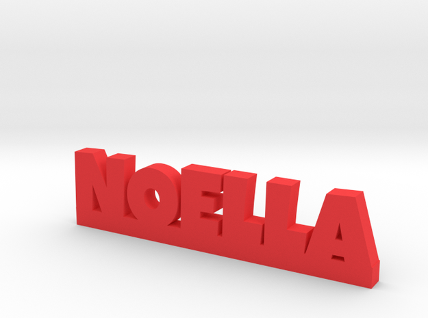 NOELLA Lucky in Red Processed Versatile Plastic