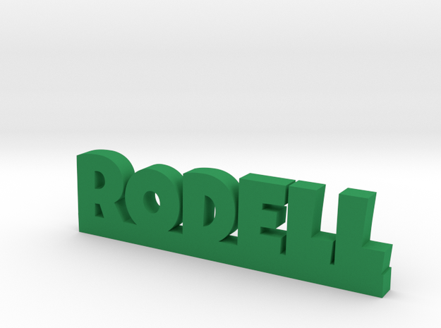 RODELL Lucky in Green Processed Versatile Plastic