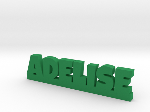 ADELISE Lucky in Green Processed Versatile Plastic