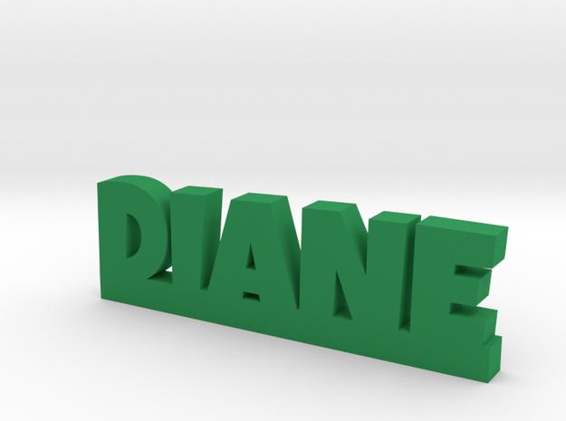 DIANE Lucky in Green Processed Versatile Plastic