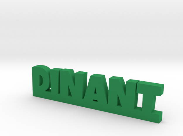 DINANT Lucky in Green Processed Versatile Plastic