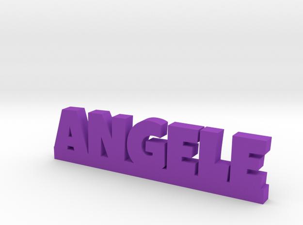 ANGELE Lucky in Purple Processed Versatile Plastic
