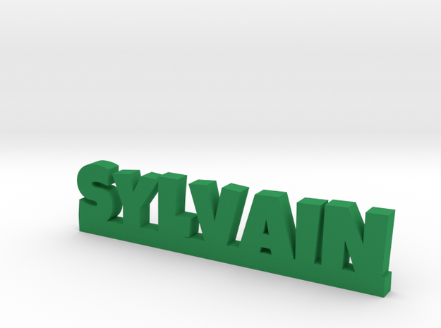 SYLVAIN Lucky in Green Processed Versatile Plastic