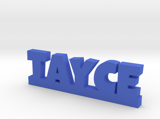 TAYCE Lucky in Blue Processed Versatile Plastic