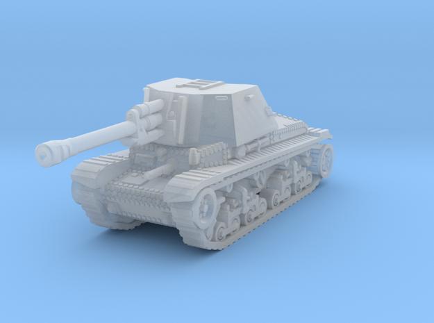 TA-cam tank R2 1/200 in Smooth Fine Detail Plastic