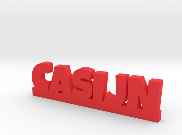 CASIJN Lucky in Red Processed Versatile Plastic