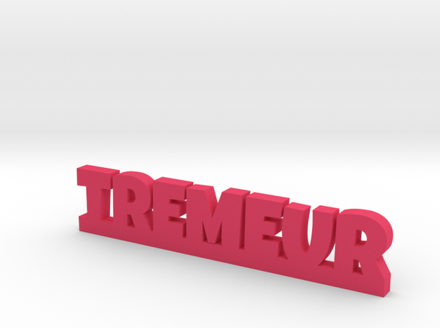TREMEUR Lucky in Pink Processed Versatile Plastic