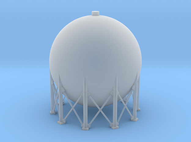 N Scale Spherical Tank 250m3