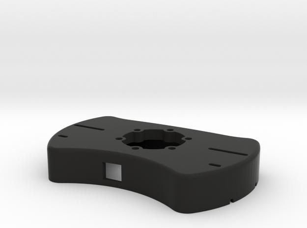 Race Wheel - AMG-GT3 Small Full Enclosure in Black Natural Versatile Plastic