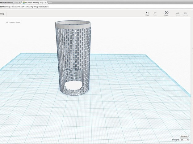 candle holders 3d printed