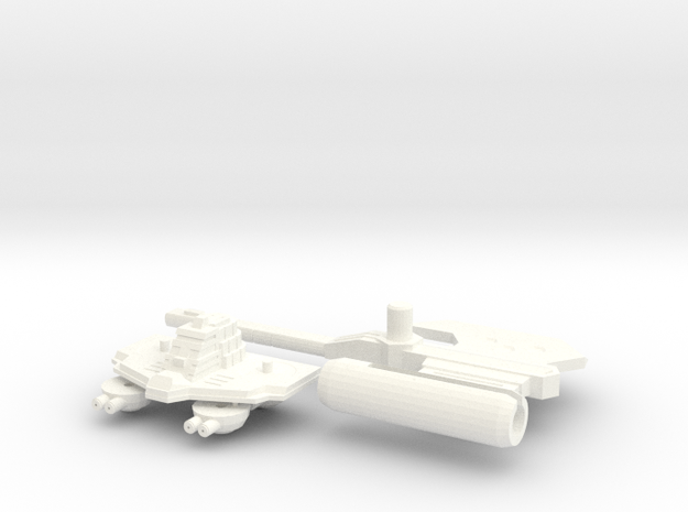 TR: Carrier Kit for Broadside/Tidalwave