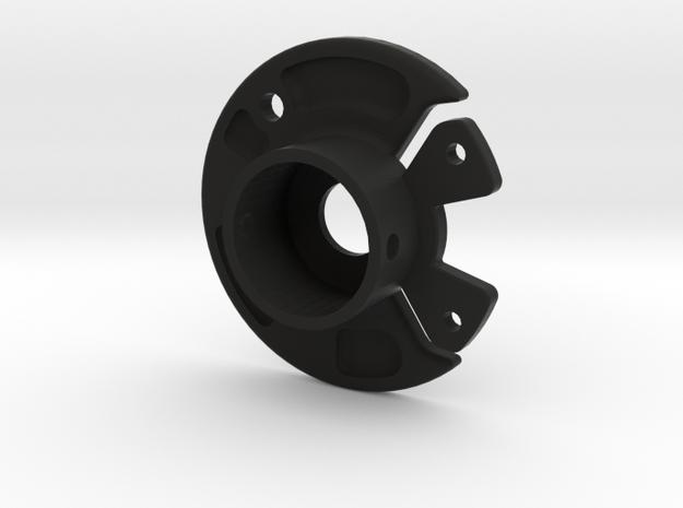 TerraMod 183 Rear Brake Dust Shield in Black Natural Versatile Plastic