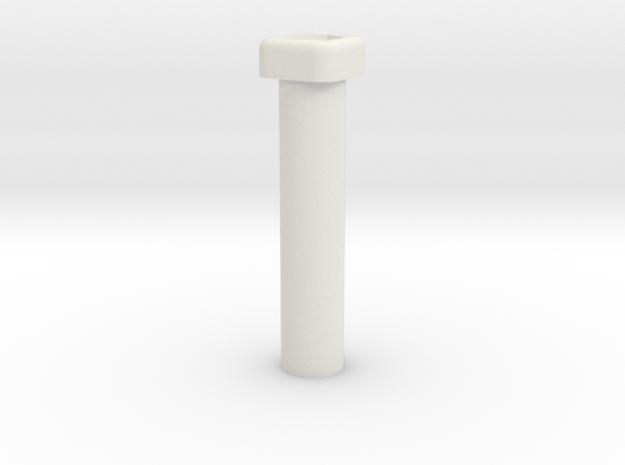 XLong - Kill Key in White Natural Versatile Plastic