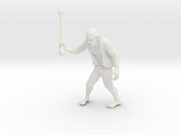 Zombie The APOCALYPSE in White Strong & Flexible: Medium