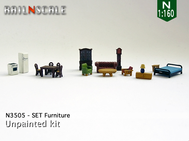 Furniture (N 1:160)