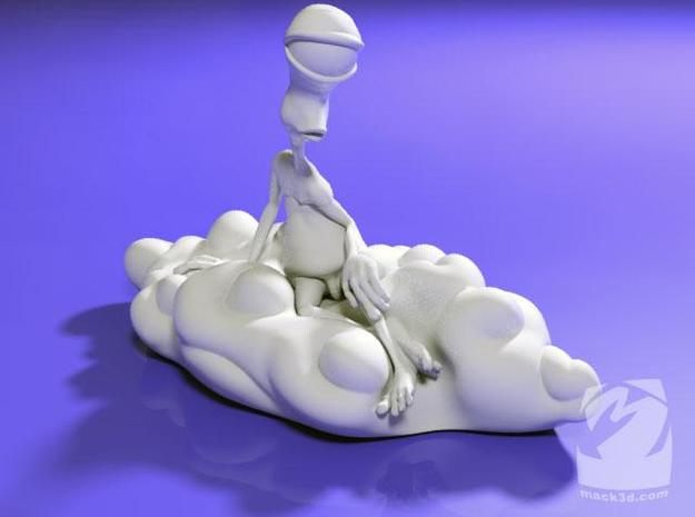 AWN Reclining Nude 3d printed here's a shot of how it would look assembled