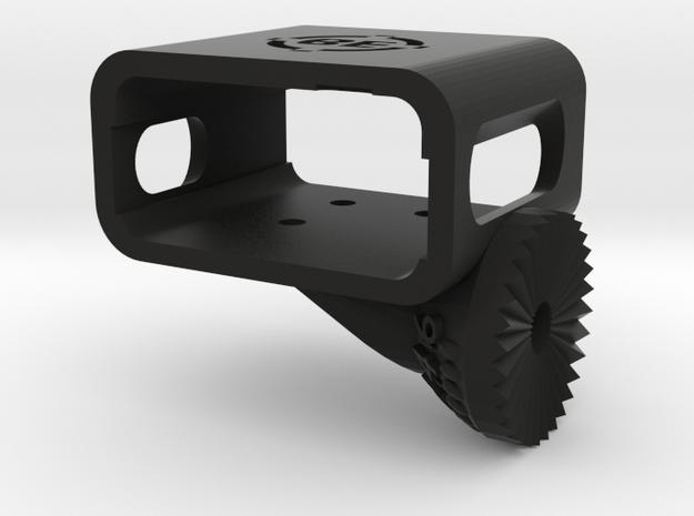Mobius Mini 3rd Person Camera Adapter in Black Natural Versatile Plastic