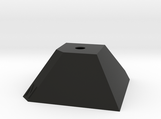 Casing for winduino project in Black Strong & Flexible