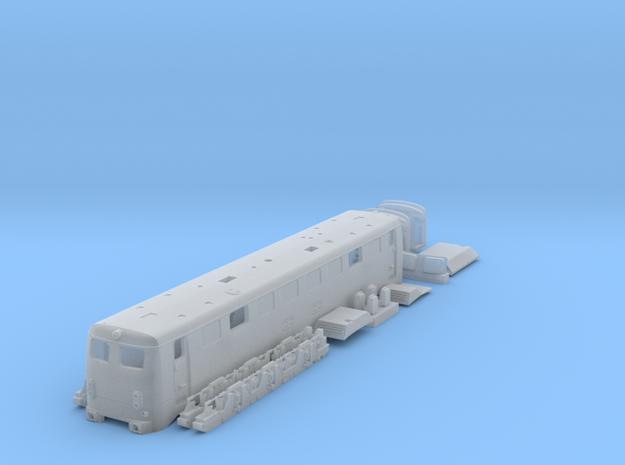 TT Gauge BR150 E50 electric locomotive Sprue 1 in Smooth Fine Detail Plastic