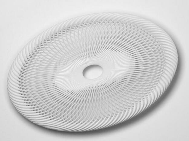 Soap Dish 3d printed Description
