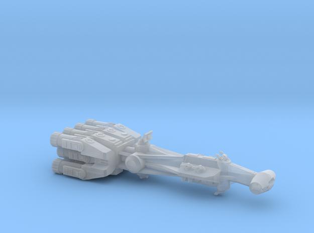 Rebellious Spaceship, 1:2700