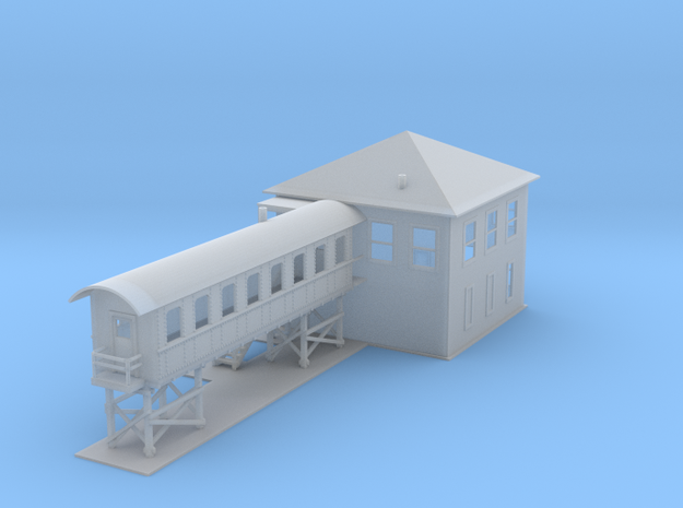 Switch Station 2 Z Scale