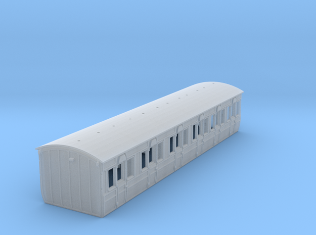 Metropolitan Railway (Composite Body) 368, OO in Frosted Ultra Detail