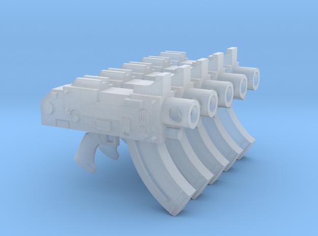 Steel Handed Warriors Mk87 Thunderbolt Pistols
