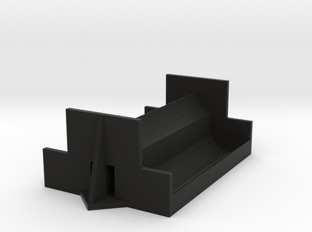 N1 Quad 18650 Nlpwm in Black Natural Versatile Plastic