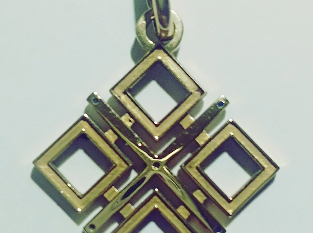 Makosh slavic simbol (Mother's amulet)