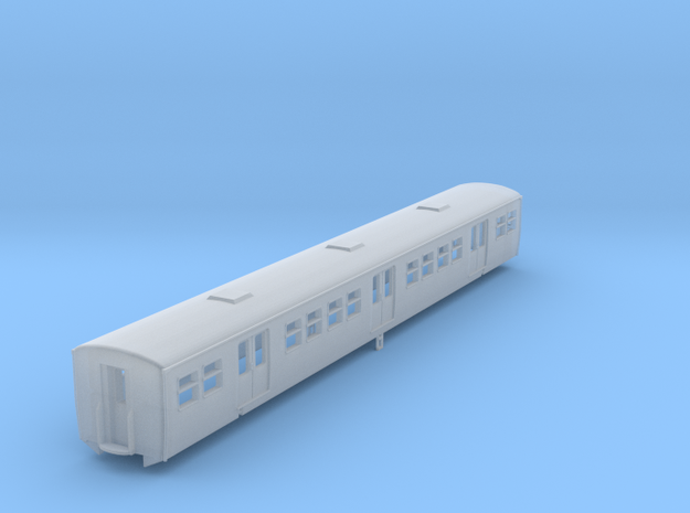HT4 - VR Harris T891-896 - N Scale in Smooth Fine Detail Plastic