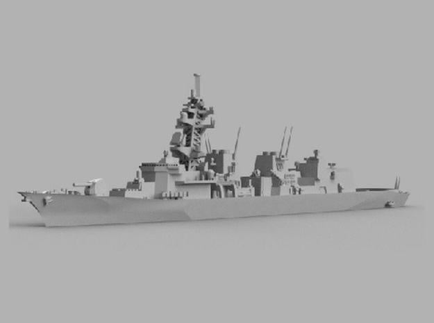 1/1800 JS Takanami in Smooth Fine Detail Plastic
