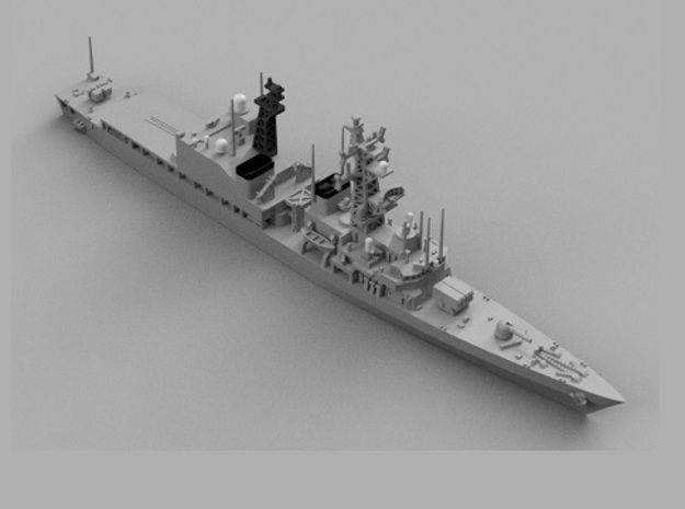 1/1800 JS Yamagiri in Smooth Fine Detail Plastic