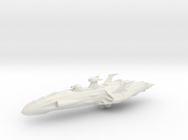 Gorgol Destroyer in White Natural Versatile Plastic