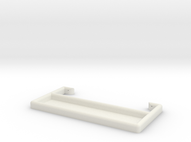 Longboard Stand in White Strong & Flexible
