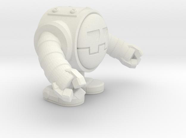 Floppy in White Strong & Flexible