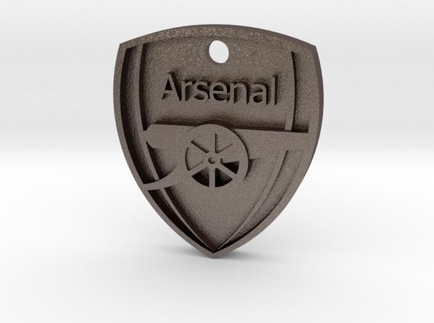 Arsenal FC Shield KeyChain